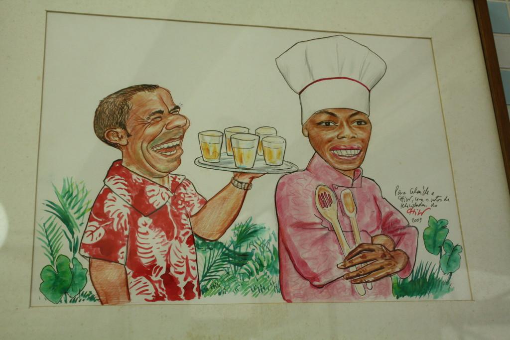 Illustration of Chico & Alaide