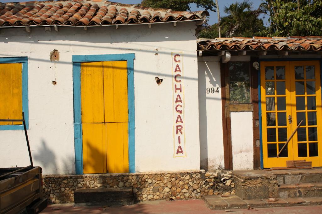 Cachacaria