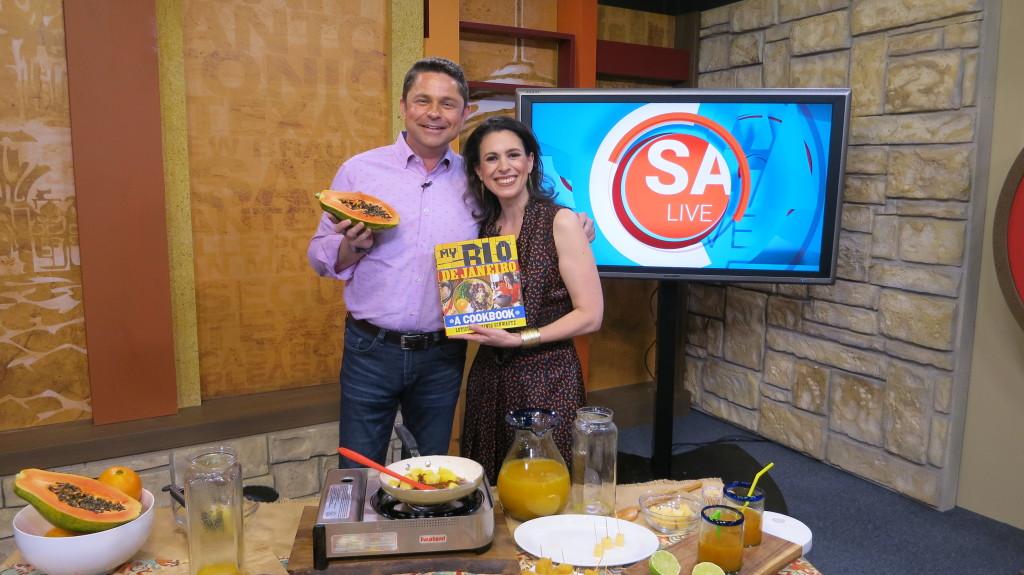 San Antonio Live with Jeff Roper /KSAT-ABC