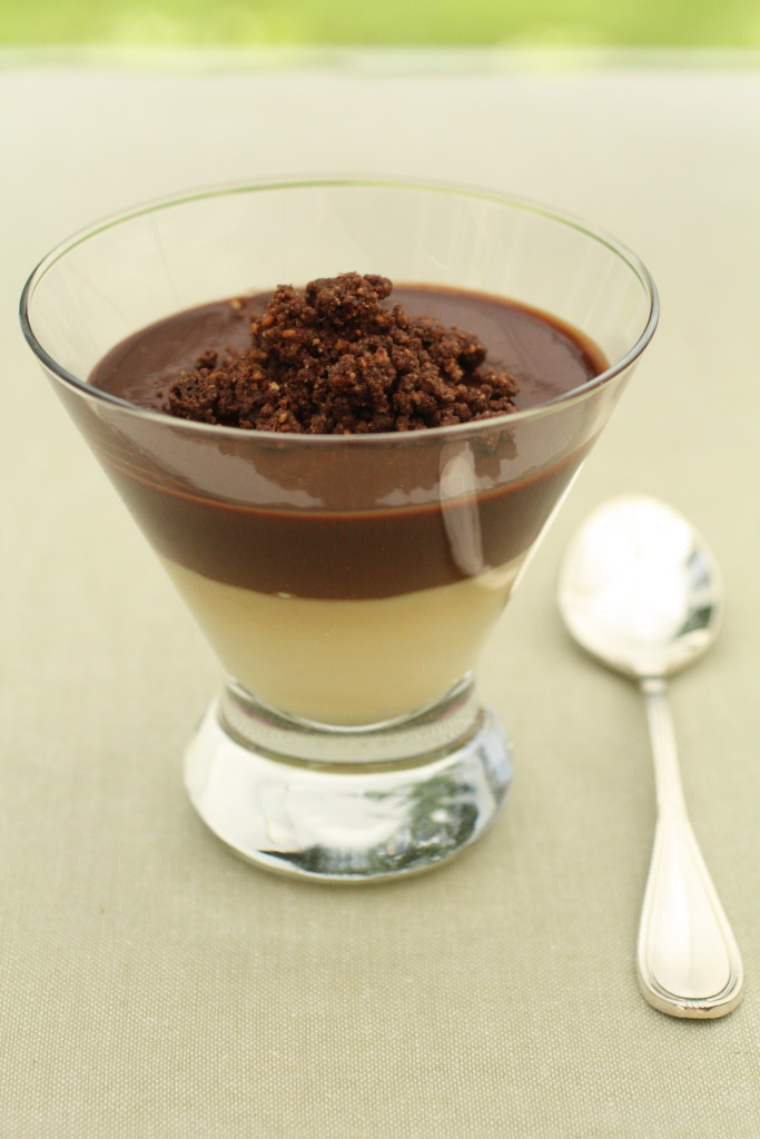 Chocolate Cupuacú Pudding