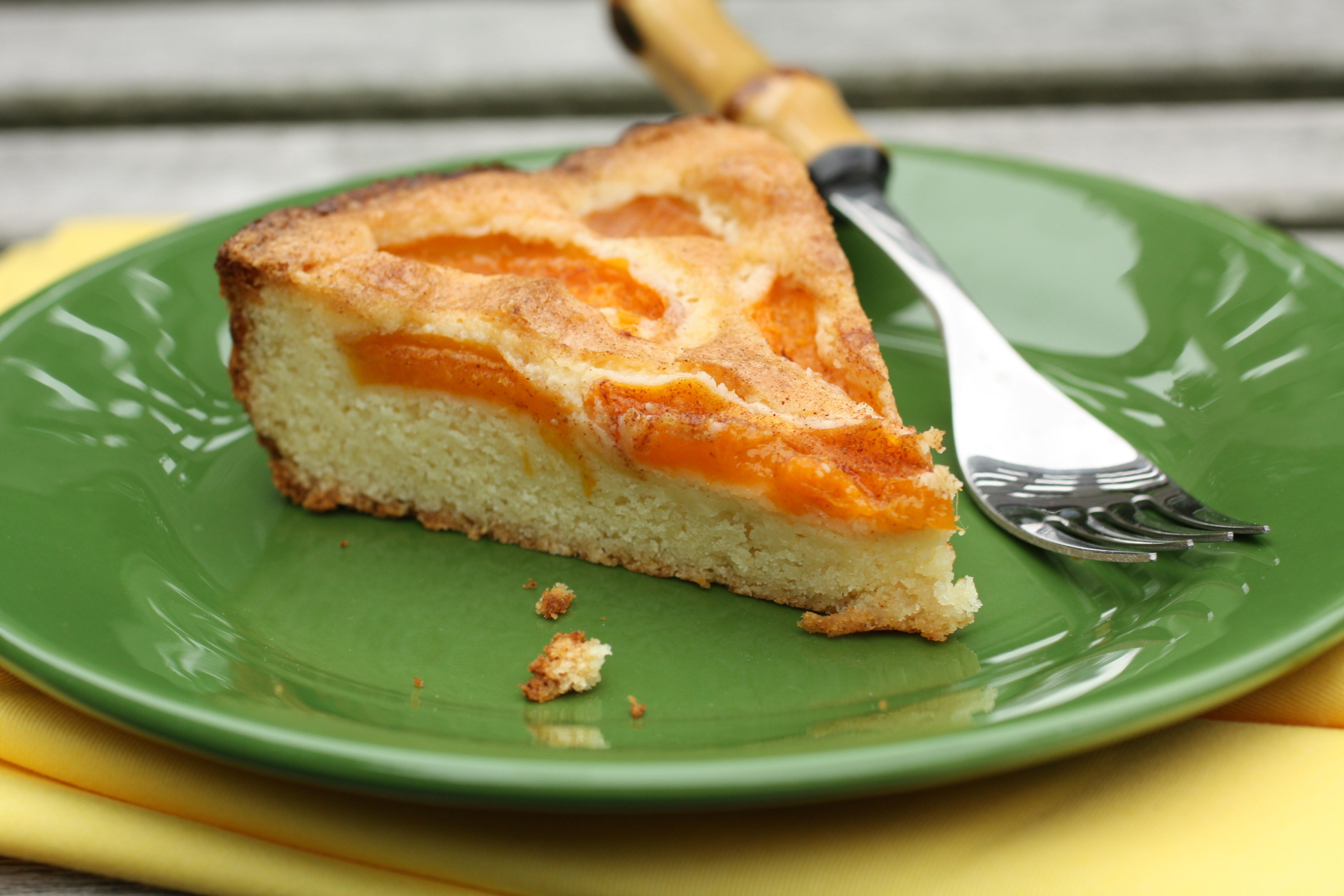 Apricot Cake