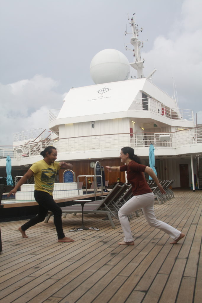 Capoeira: A Slice of Bahia in the Middle of the Ocean