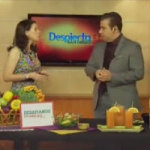 "Appearance In Spanish on Univision ""Despierta San Diego"""