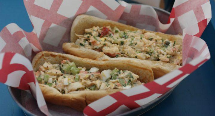 Summer lobster rolls