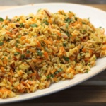 Jeweled Rice With Carrots