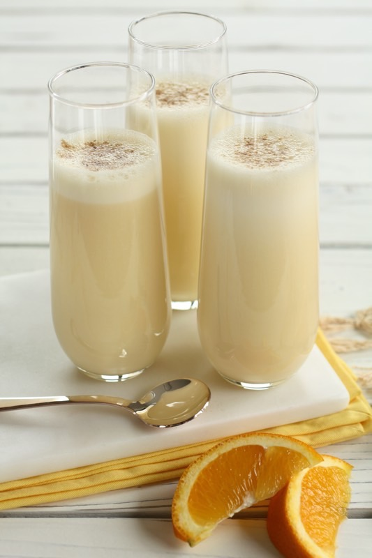 Orange Coconut Shake