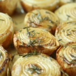 Oven Roasted Onions