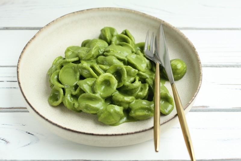 Silky Green Pasta Julia Turshen